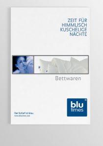 Bettwaren Katalog